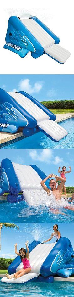 Pool Water Splash other pool fun 159922: intex kool splash inflatable swimming pool