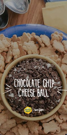 Spreads are ideal party food because they're fun, and easy to make using readily available ingredients. While the grownups hover around your spice-crusted goat cheese ball, give the kids their own elegant treat of chocolate and Neufchatel cheese with Teddy Grahams.