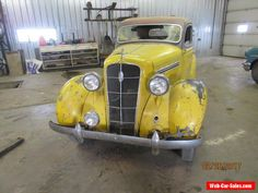 1935 Plymouth 4 door sedan #plymouth #4doorsedan #forsale #canada