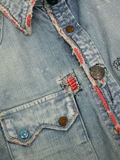 Space Boho - Patches, joints, texture