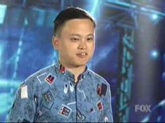 William Hung- American Idol Audition I remember my grandma and I used to crack up over this video every single time. #goodtimes
