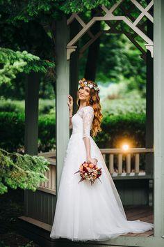 Лесная сказка Дмитрия и Евгении   Статьи о свадьбе   www.wedcake.ru - свадьба в Санкт-Петербурге