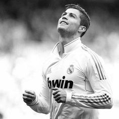 """""""Cristiano Ronaldo with Real Madrid: Games: 282 Goals: 291 Hat-tricks: 27 Titles: 7 Soccer Guys, Good Soccer Players, Play Soccer, Football Players, Cristino Ronaldo, Ronaldo Juventus, Cristiano Ronaldo Cr7, Ronaldo Real, Cr7 Vs Messi"""
