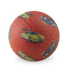 Crocodile creek Boys 7 Inch Playball by Crocodile creek. $8.96. Brightly-colored, textured playground balls. So many styles to choose from. Ball is 7 inches in diameter. For all ages.