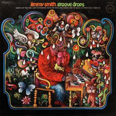 Jimmy Smith - Groove Drops (Vinyl, LP, Album) at Discogs