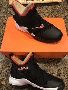 new arrival fcafa 3d0d1 Lebron Soldier XII Youth Shoe 5.5  fashion  clothing  shoes  accessories   kidsclothingshoesaccs  boysshoes (ebay link)