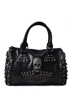 Punk Style Retro Black Bag $76.99 Model: AB1226 8 Units in Stock Only 8 left in stock--limited edition order soon.