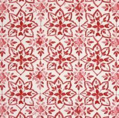Avignon - Sienna fabric, from the Soleil collection by Prestigious Textiles Prestigious Textiles, Tablecloth Fabric, Made To Measure Curtains, Textile Fabrics, Red Fabric, Star Designs, Fabric Samples, Fabric Wallpaper, Shades Of Red