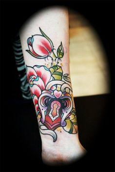 Done by Glen Reiner @ True Tattoo Varsity Lakes,QLD Australia.    Glen is an amazing artist.