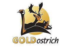 GOLD OSTRICH Το λογότυπο βασίστηκε χρωματικά στο λεκτικό gold και στα προϊόντα παραγωγής της από στρουθοκάμηλο αγριογούρουνο και ελάφι. Η Gold Ostrich μας εμπιστεύτηκε την εταιρική της ταυτότητα, τις συσκευασίες, καθώς και το σύνολο του δημιουργικού που αφορά στην προώθηση των προϊόντων.