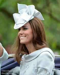 Trooping the Colour 2012 | Kate's Clothes