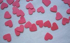 Items similar to Red Hearts Confetti Count), Table Decor, Party Decor on Etsy Lollipop Sweets, Red Hearts, Scrapbook Embellishments, For Your Party, Confetti, Special Events, Count, Shapes, Table Decorations