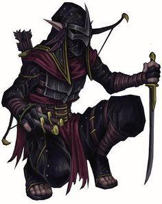 Dunmer assassin - Google Search