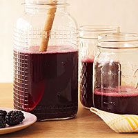 Blackberry Cordial #slowcooker