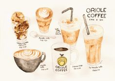 Oriole Coffee by The Lily X