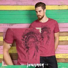 O próximo destino dessa t-shirt linda do verão #basejeans: o seu guarda-roupa. #basestyle #lookbookbase #journeycollection