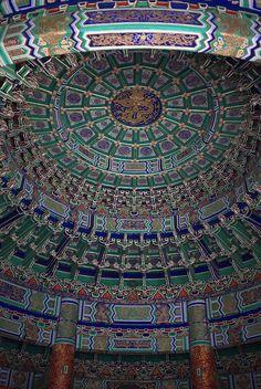 China, Beijing, Temple of Heaven