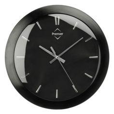 Jamie's Room - Premier Housewares Wall Clock £24.99
