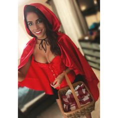 Little red riding hood | Halloween 15 | DIY costume