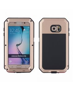 Galaxy CaseSmartBBTMWaterproof Shockproof Aluminum Gorilla Glass Metal Case Cover For Samsung Galaxy White * Find out more about the great product at the image link. Samsung Galaxy S6, Cheap Cell Phones, Galaxy Note 4, Technology Gadgets, Cell Phone Cases, Galaxies, Cell Phone Accessories, Outdoor, Ebay