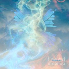 Angel Wings by Sherry of Palm Springs Prints and more available, click on image