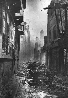 Demolition Exeter: Exeter is the Jewel of the West, and We Have Destroyed It Devon Uk, Devon And Cornwall, Old Pictures, Old Photos, Exeter Cathedral, Exeter Devon, The Blitz, Old English, Britain