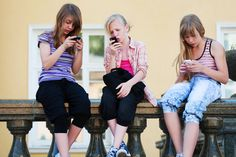 Increased Use of Smartphones Among Teens: What's A Parent to Do ...