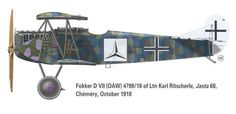 Fokker D.VII (OAW) ... by Harry Dempsey