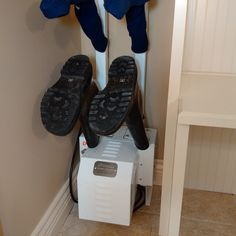 Our commercial dryers keep your work boots, apparel and other duty gear clean and dry, even after a long day. Industrial Dryers, Duty Gear, Mudroom, Your Shoes, Gloves, Design Ideas, Boots, Leather, Crotch Boots