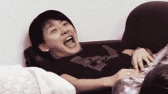OMYGOSH it's adorable. *.* Junsu. :3