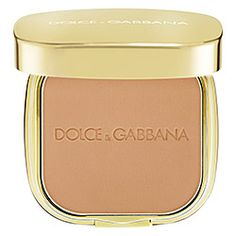 Just ordered D&G The Perfect Finish Powder Foundation! Hope I like it as much as others do!