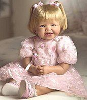 Ashton Drake Collectible Retired Faith Breast Cancer Awareness Doll | eBay