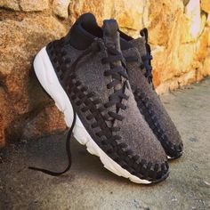 various colors 8b9dc 434d1 Image result for NIKE AIR FOOTSCAPE WOVEN CHUKKA (BLACK   IVORY)
