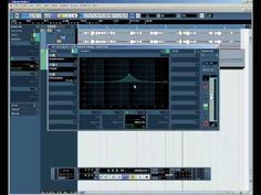 Cubase equalization