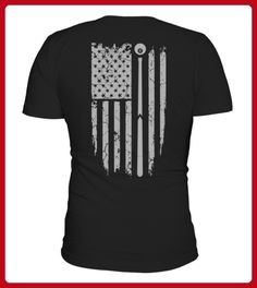 American Billard Flag - Volleyball shirts (*Partner-Link)
