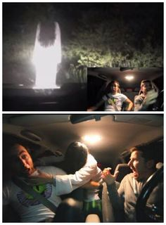 SCARY! This prank would scare the living daylights out of anyone. Click if you DARE! #spon #video #prank
