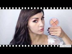 Un make-up da vera diva con la collezione Bellezza Italiana by La Cindina #collistar #bellezzaitaliana #italy #makeup #bellezza #tutorial