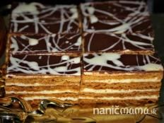Medové rezy - recept Sweet Tooth, Food And Drink, Hair Accessories, Cake, Belle, Kuchen, Hair Accessory, Torte, Cookies
