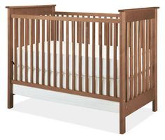 Nest Crib, Walnut, Room + Board, $799