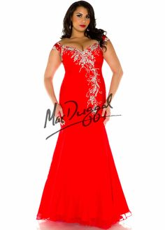 Perfect Prom Dresses for the Full Figured Girl | Mermaids, An and ...