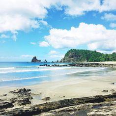 Playa Maderas in Nicaragua. Photo courtesy of carleyscamera on instagram.