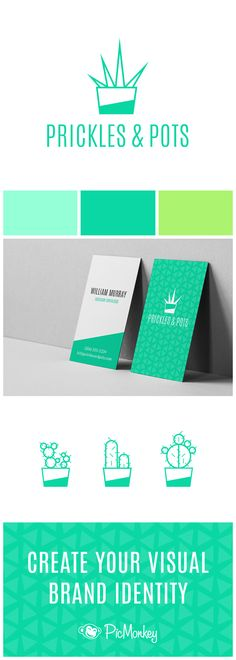 We'll show ya how to choose your brand's fonts, colors, and more by creating a your visual brand identity.