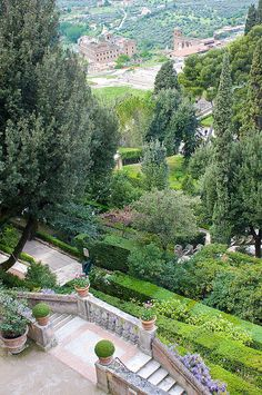 Villa d'Este, Tivoli, Italia | Flickr - Photo Sharing!