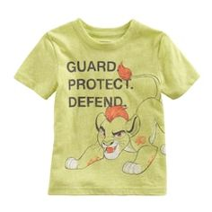 51b5a69a3967 Disney's The Lion Guard Toddler Boy Graphic Tee by Jumping Beans® Jumping  Beans, Toddler
