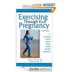 reading this now - AWESOME book for TTC and pregnant runners
