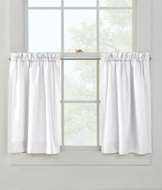 Weaver's Cloth Cafe Curtains - Pair $19.99 - $36.95