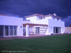 4 Ha Farm with modern 5 bedroom Villa in Tavira, Algarve, Portugal - Covered area with 330sqm. The villa is surrounded by green areas and by the natural lagoons reserve, 5 minutes driving to Barril Beach and 8 minutes from Tavira. - http://www.portugalbestproperties.com/component/option,com_iproperty/Itemid,16/id,301/view,property/#