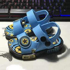 Age: 6 years old Upper_material: PvcSeason: SummerOutsole_material: Rubber Korean Fashion Street Casual, Star Patterns, Street Style, Stars, Sandals, Shoes Sandals, Urban Style, Sterne, Street Style Fashion
