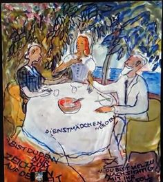 peintre charlotte salomon - Recherche Google