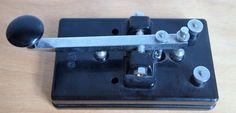 Online veilinghuis Catawiki: Sato Company - Vintage telegraaf of morse apparaat